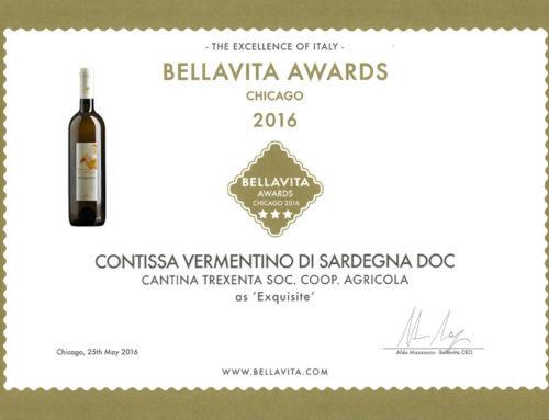 Bellavita Awards 2016 – Contissa Vermentino