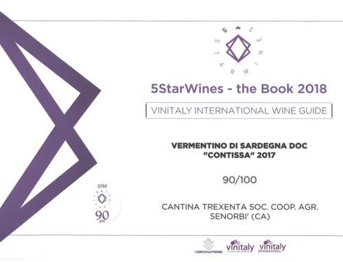 """Vermentino di Sardegna DOC """"Contissa"""" 2017"""