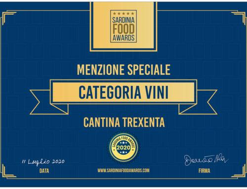SARDINIA FOOD AWARDS 2020