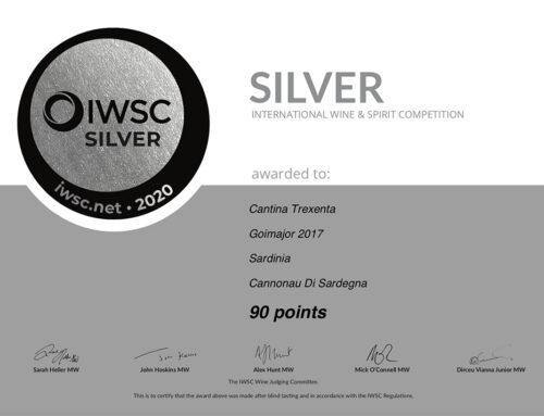 Premio SILVER