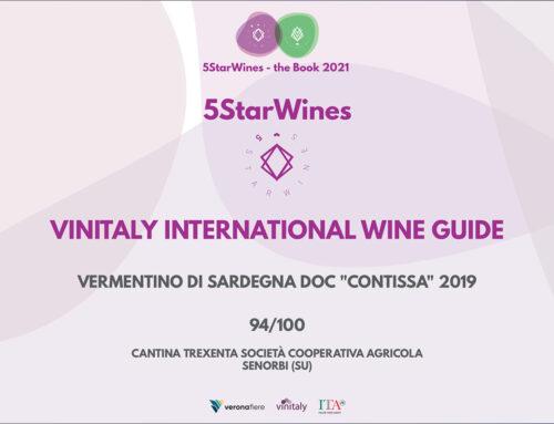Award Vermentino di Sardegna DOC Contissa
