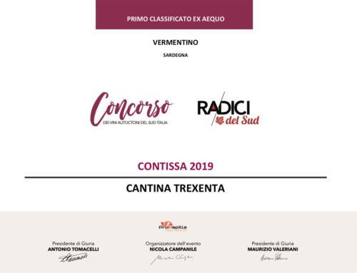 """Vermentino di Sardegna DOC """"Contissa"""" 2019"""